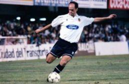"""Fernando Gómez Colomer: """"Que el niño estudie mucho, hay vida después del fútbol"""""""