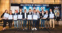 Lista de premiados en la Gala de Trofeos FFCV 2015-2016
