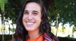 """Rocío Moral: """"El VCF Femenino es el equipo de mi vida, siempre he sido del VCF"""""""
