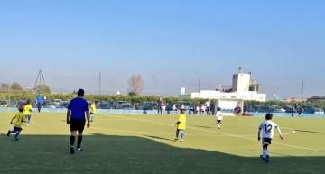 600 niños se dan cita en el torneo de navidad en El Planter