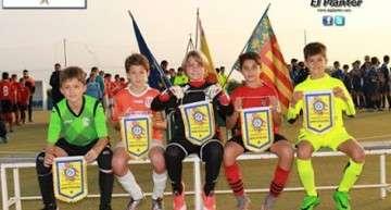 Acaba la Fase 1 en categoría Alevín de la VI Copa Federación
