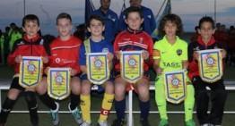Cuadro de semifinales de la VI Copa Federación categoría Alevín