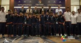 El marketing y el 'postureo' diluyen el torneo 'La Liga Promises'