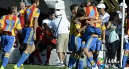 El Valencia CF cae en la final ante el FC Barcelona
