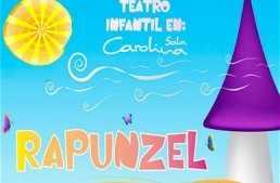 """Teatro en la Sala Carolina para los más peques con la obra """"Rapunzel"""""""