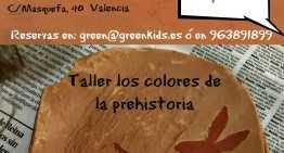 """""""El color de la Prehistoria"""", aprende a dibujar como nuestros antepasados"""