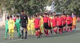 El Alboraya 'B' se hace fuerte en casa ante el Villarreal 'B' (5-2)