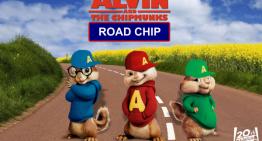 Alvin y las Ardillas 4: Fiesta sobre ruedas, llega a los cines el dia 22