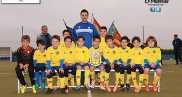 La Copa Federación Benjamín obtiene seis nuevos clasificados para la Fase 2