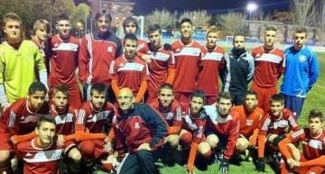 Los niños de Huracán, en riesgo de quedarse sin fútbol