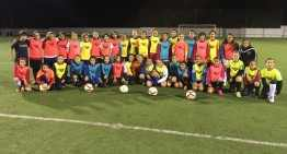 La Selección Femenina Sub-12 de Alicante entrena este jueves 28