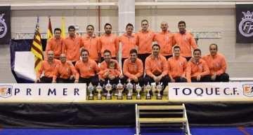 La FFCV reconoce el gran estado del fútbol base en Castellón