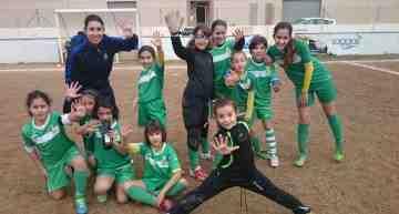 Orgullosos de nuestras chicas