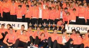 Así fue la Gala de Entrega de Premios del Fútbol Base en Castellón
