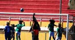Colegio Salgui saca los puntos en su visita al CF Escuelas San José (1-2)