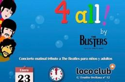 "Los Beatles llegan a Valencia, por medio de la banda tributo ""The Blisters"""