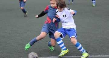 Las ligas de fútbol-8 se reanudan tras el parón navideño