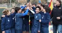 Torre Levante y Atlètic Amistat se coronaron en el III Torneo CD Serranos