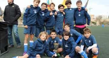 Galería: entrega de trofeos III Torneo CD Serranos