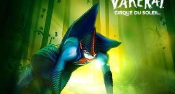 El Circo del Sol vuelve a Valencia con su espectáculo Varekai
