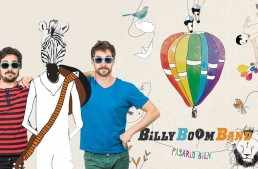 """Billy Boom Band, rock en español para toda la familia en la Sala """"Loco Club"""""""