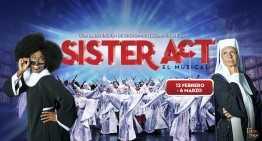 """Las monjas con más ritmo llegan a Valencia con el musical """"Sister Act"""""""