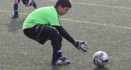 Los porteros en fútbol base, protagonistas en las jornadas FFCV de La Nucía
