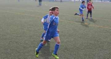 Una jornada de fútbol en la UD Alginet