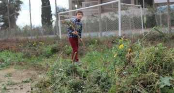 Benimaclet se moviliza para la rehabilitación del campo de Las Fuentes