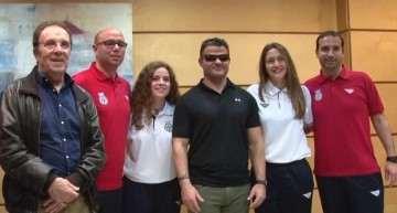 Así motivó David Casinos a las jugadoras de la Selección Valenciana