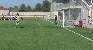 El Villarreal Femenino se impone con contundencia al FBM Moncada (0-13)