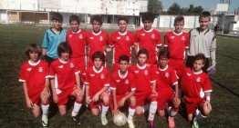 Entrenamientos de la Selección Alevín los días 1 y 2 de marzo
