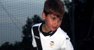 """Hugo Pardo: """"Me gustaría jugar en Mestalla"""""""