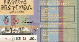 """""""Latidos Festival"""" dos dias de conciertos por una buena causa"""
