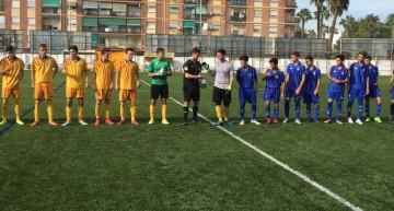 Entrenamiento de la Selección Sub-16 el miércoles 10 en Picassent