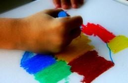 Taller de dibujo infantil en el MUVIM
