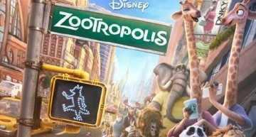 """""""Zootrópolis"""" una aventura de lo más salvaje ya en los cines"""