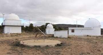 Desde dentro: excursión al observatorio astronómico de Aras de los Olmos