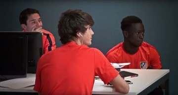 VIDEO: Un día en la Academia del Atleti