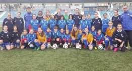 ¡Corre! ¡El domingo 16 es el límite para las inscripciones 18-19 en Fútbol Base Femenino!