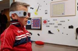 Terapia visual deportiva: tu mirada también se entrena