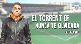 Luto en el Torrent CF: fallece Álvaro Zamora a los 17 años