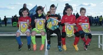 Crónica: VI Copa Federación Prebenjamin (jornada 1)
