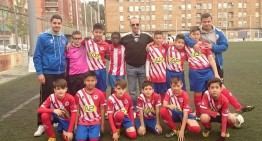 Avant Aldaia reina en el I Torneo de Pascua Alevín Malvarrosa