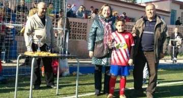 El CF Malvarrosa calienta motores para la Copa Campeones de Invierno
