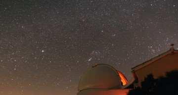 Excursión al observatorio astronómico de Aras de los Olmos