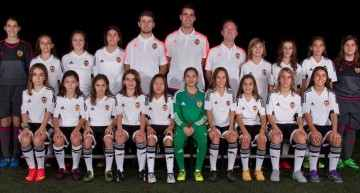 Futuro garantizado: 'doblete' del Valencia Femenino en categoría Base 1 y Base 2