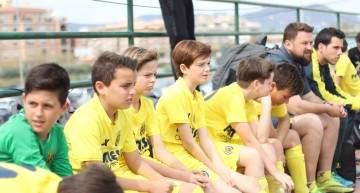 Últimas plazas para el curso de psicomotricidad del Villarreal CF