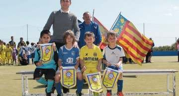 Se reanuda la Copa Federación prebenjamín con 10 nuevos clasificados para Fase 2