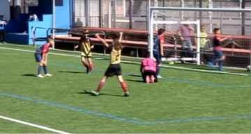 VIDEO: El Alboraya saca músculo en la cancha del Torre Levante (1-4)